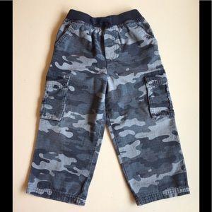 Garanimals Rip Stop cargo Camo Pants 3T(boys)